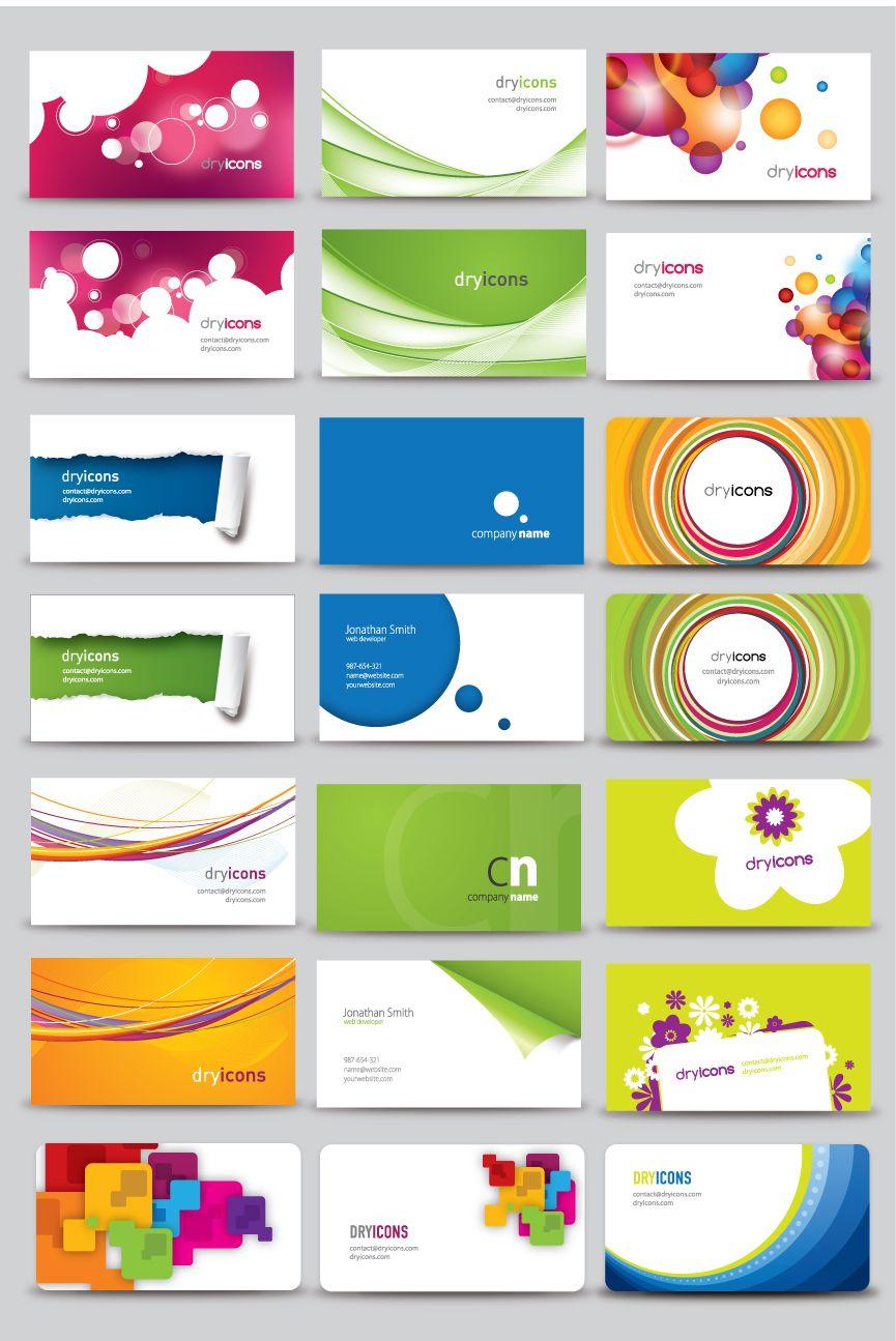 resultado de imagen para tarjetas personales modelos tarjetas