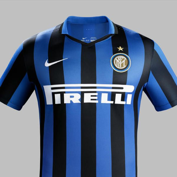 Nike Creates Classic Inter Milan Home Kit for 2015-16 | Maglie ...