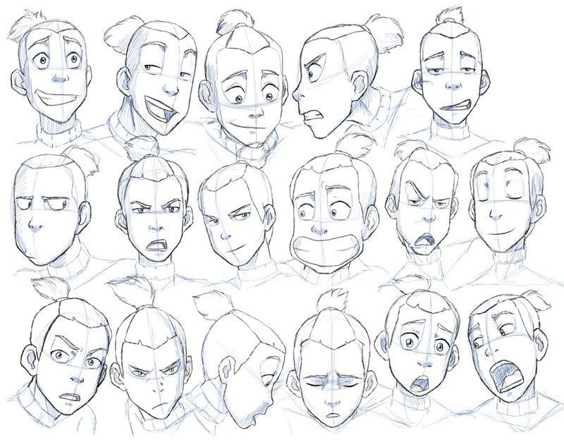Study Of Facial Expression