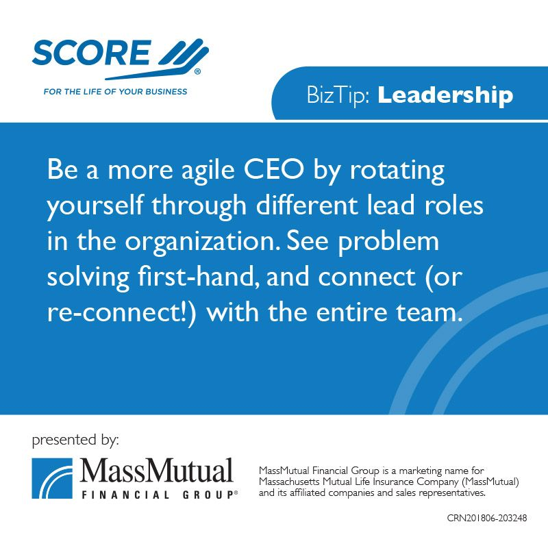 Pin by MassMutual on Leadership Tips Business benefits