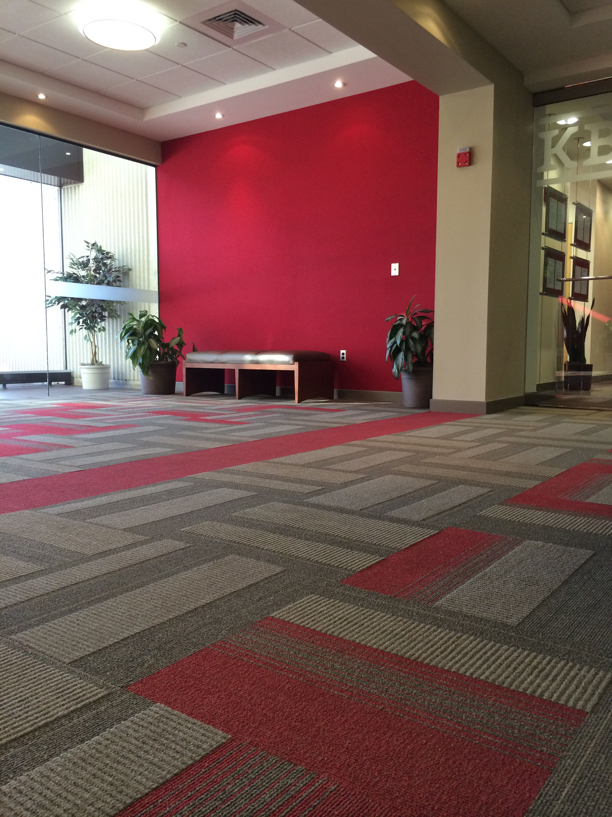 Suite Tie And Svelte Wall Covering By Ef Contract Carpet Square Design Commercial Carpet Design Carpet Tiles