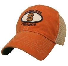 the latest 281ba 793b5 Syracuse Orange Legacy Old Favorite Trucker Hat