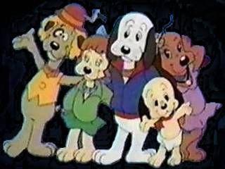 Pound Puppies Cartoon Pound Puppies 80s Kids My Childhood Memories