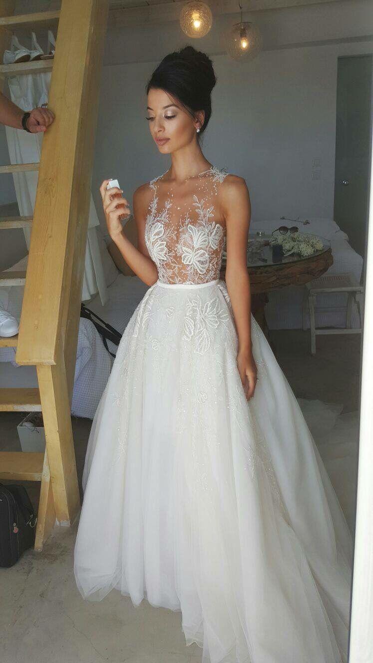Pin de Sheida NJ en style | Pinterest | Vestidos de novia, De novia ...