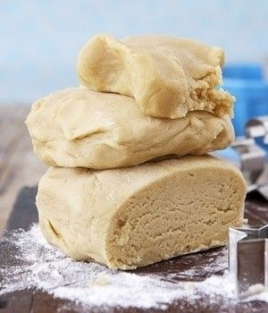 One dough that makes six different cookies for the holidays. Yum!