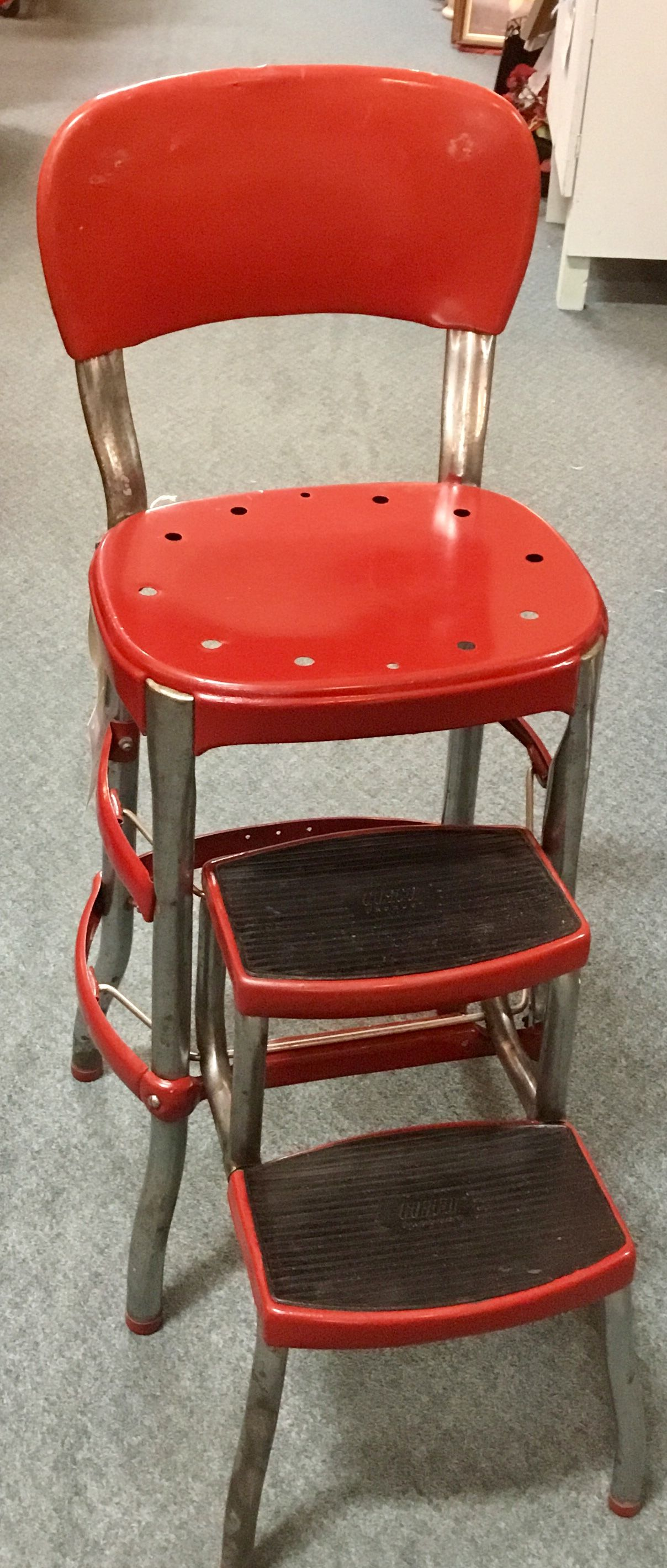 Surprising Remember Growing Up With A Kitchen Stool They Are Just As Ibusinesslaw Wood Chair Design Ideas Ibusinesslaworg