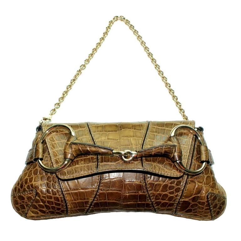 e9c4ca706898 Shop our selection of vintage bags from the world's best fashion stores.  Stunning Gucci 1921 Horsebit ...