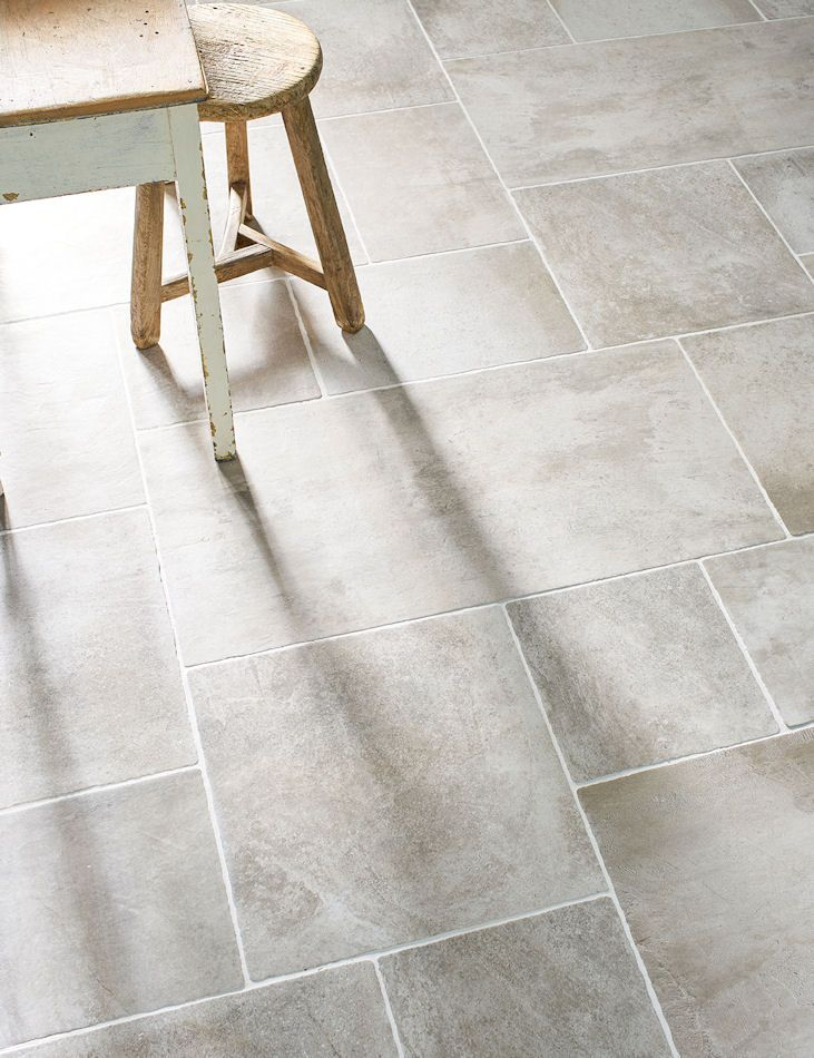 Auvergne Grigio Porcelain Tiles Cleverly Mimics The Look Of A