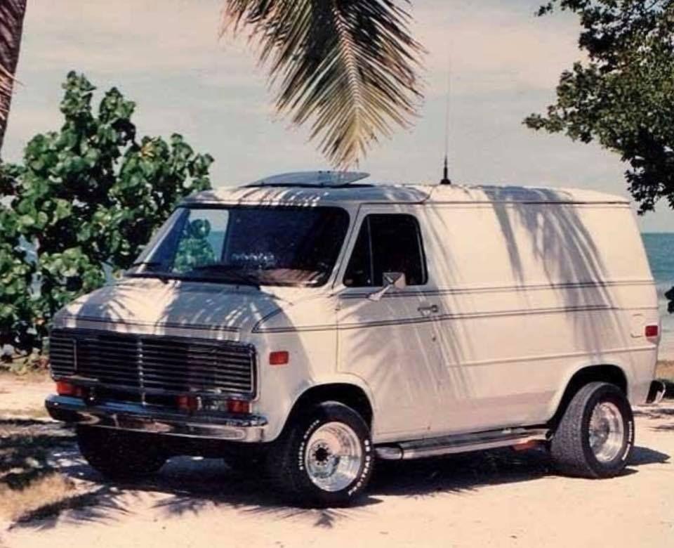 Pin By Anthony Skully Roberts On Skully S Panel Vans Sedan