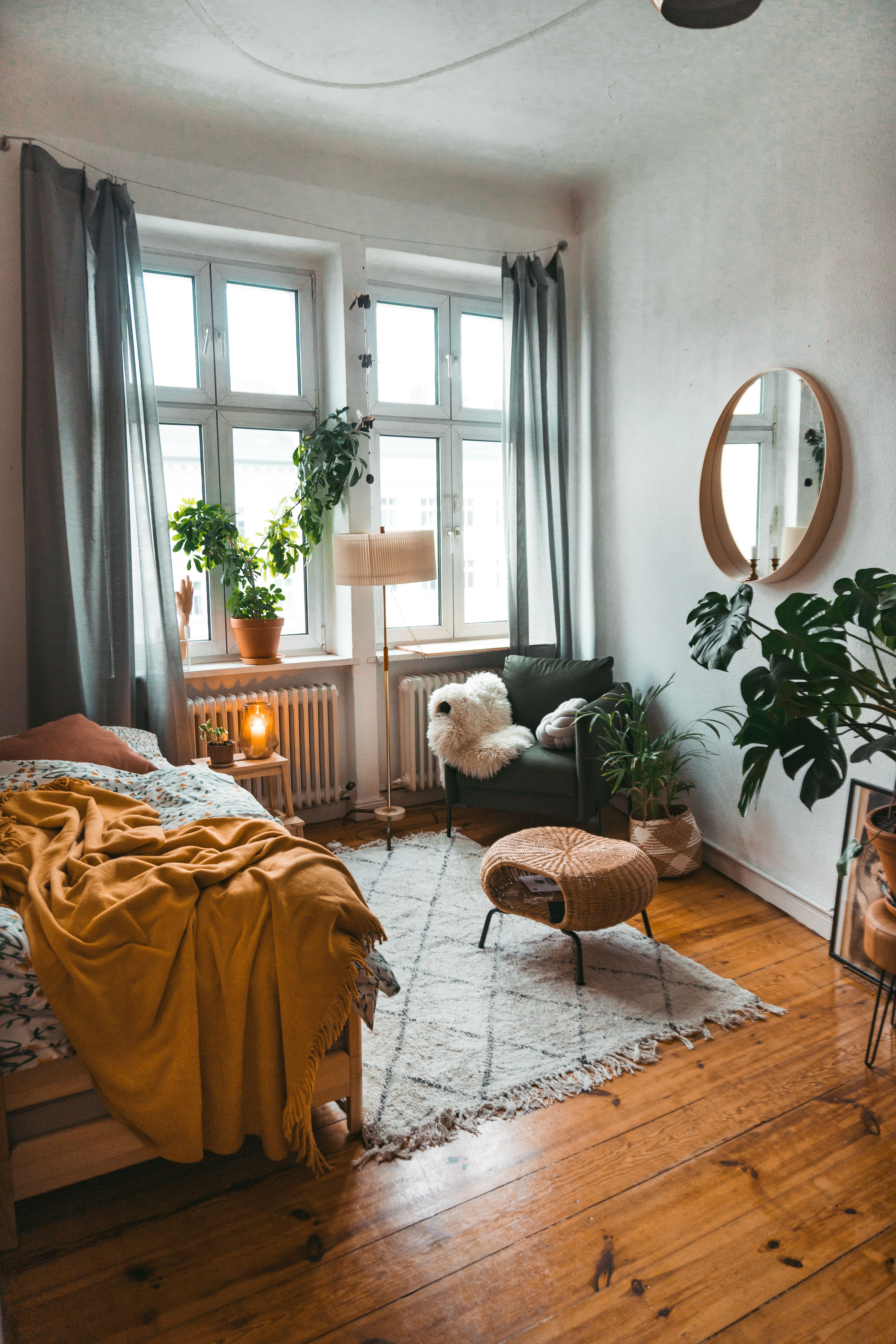 Schnelles Schlafzimmer-Styling Makeover  #bedroominspirations