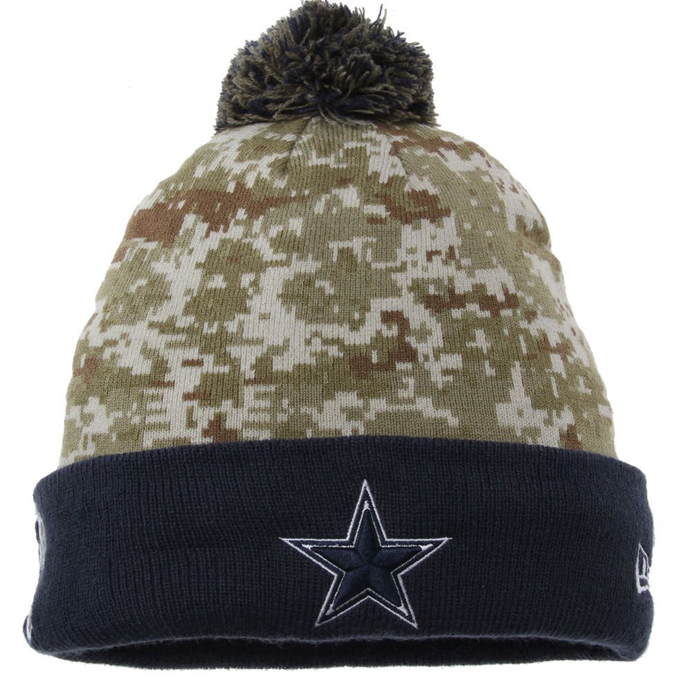 on sale 70839 78088 Youth New Era Camo Dallas Cowboys Salute To Service On Field ...