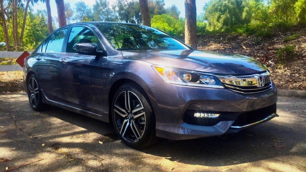 2016 Honda Accord Sedan Review, Coupe, Sport, Changes