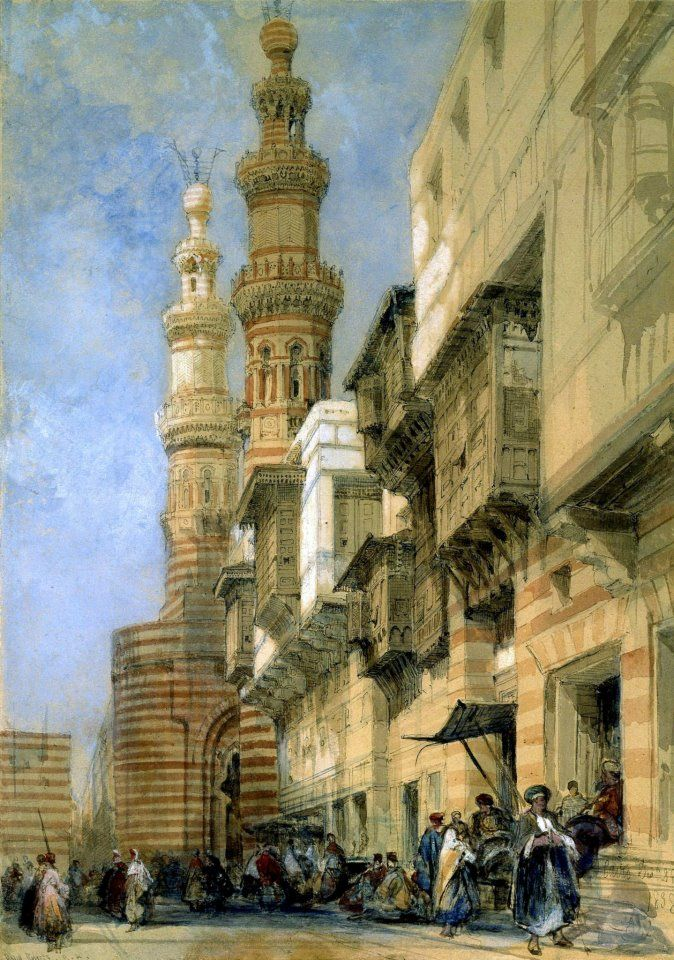 The Gate of Metwaley , Cairo