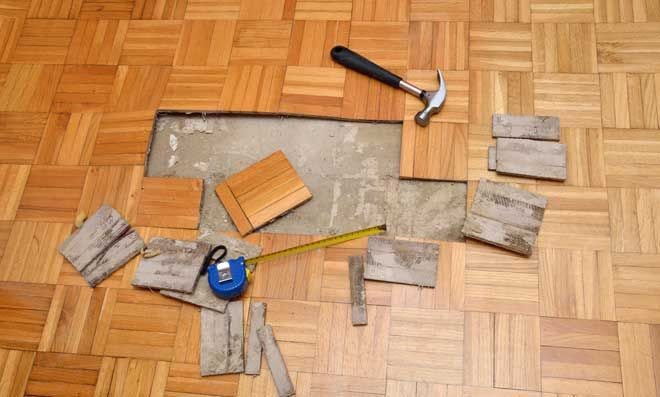 Easy Tips Removing Water Damage From Wood Its Works Water