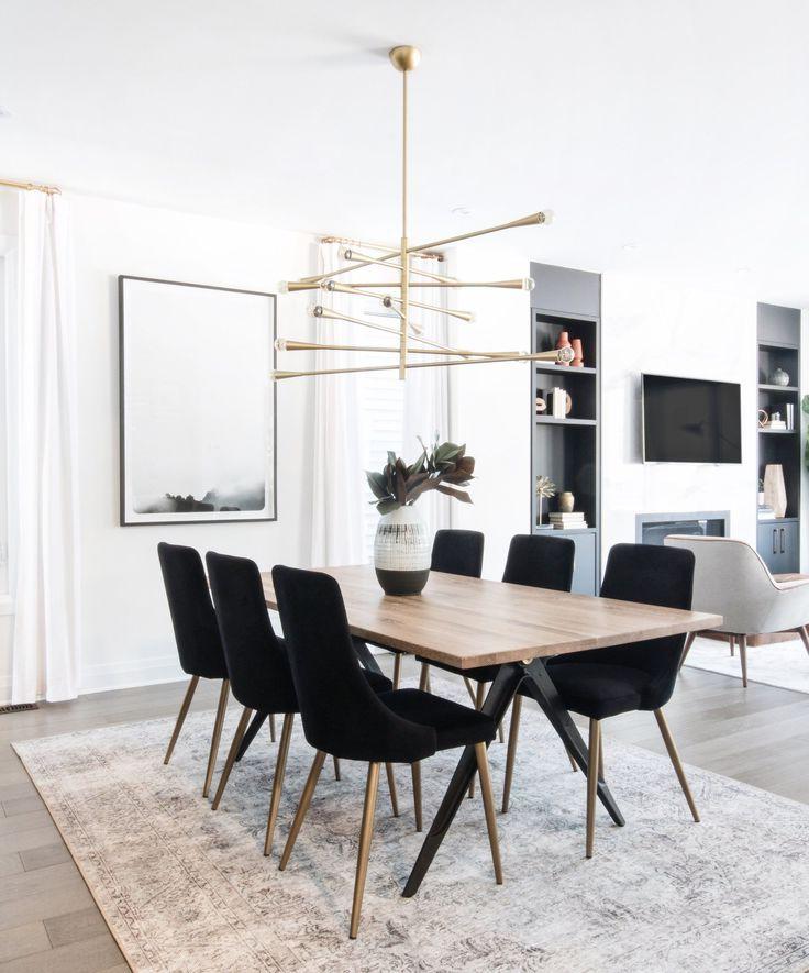 Scandinavian Bedroomdesign Ideas: Discover Some Of The Best Scandinavian Dining Room Designs