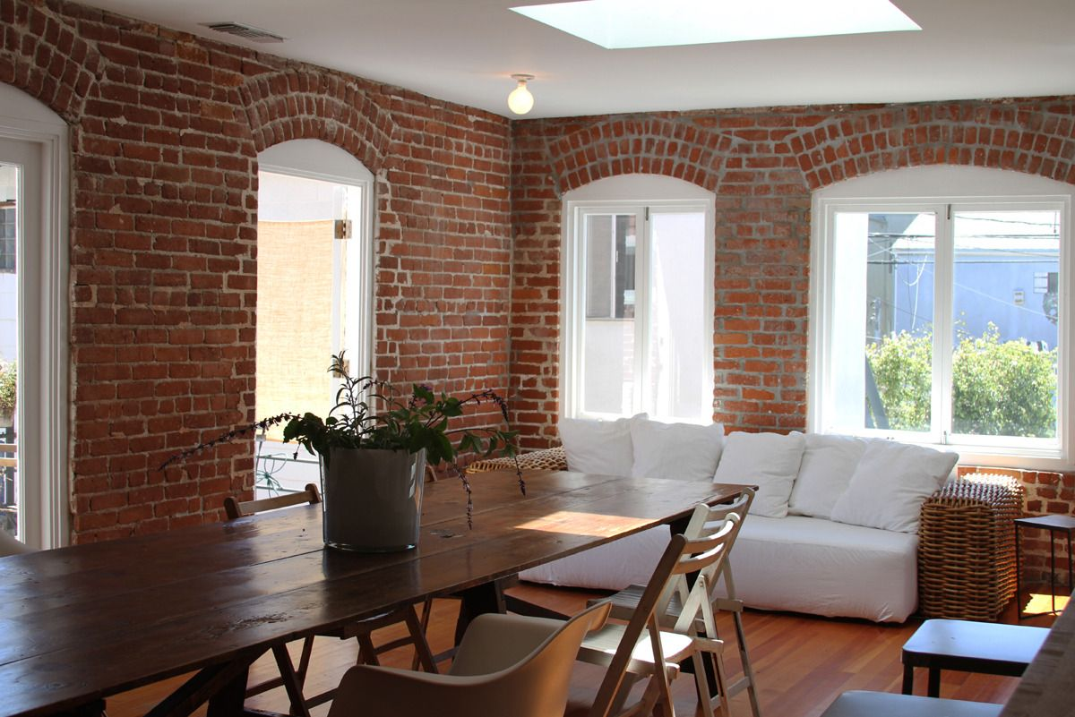 1 bedroom loft apartment  Oliviaus Rental Loft in Venice  Lofts House tours and Living spaces