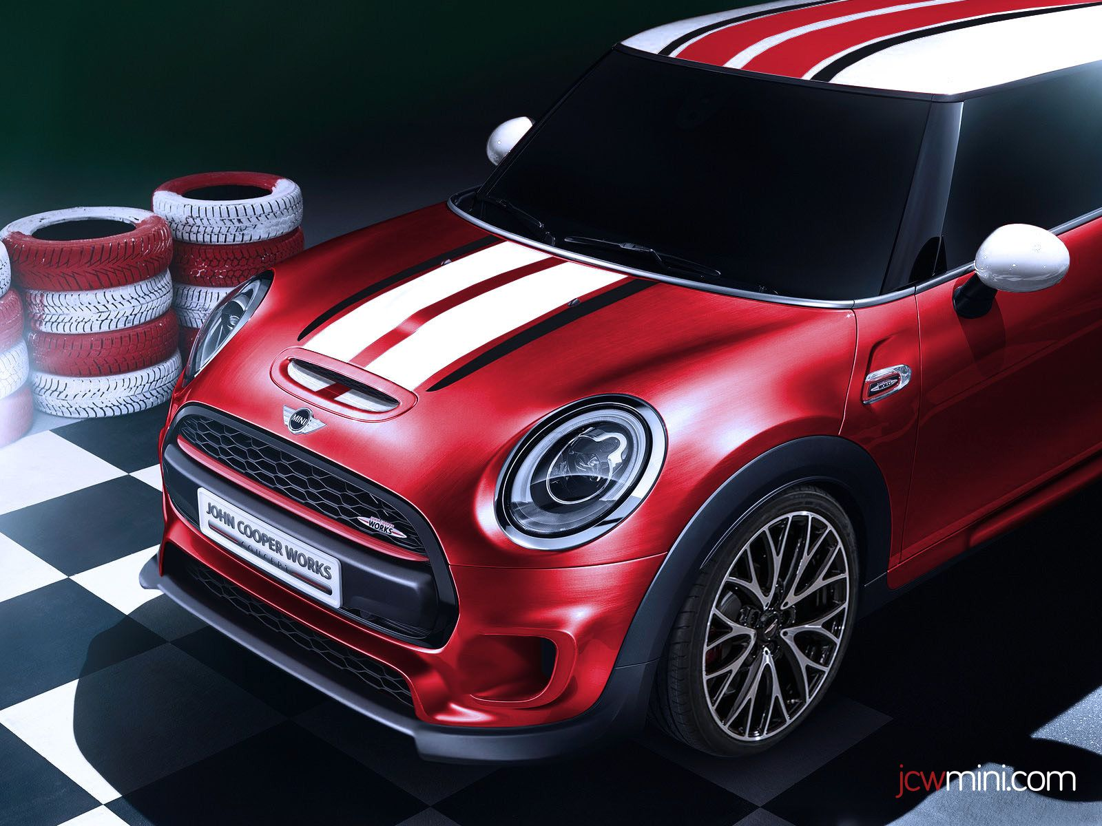 mini john cooper works concept 2015 f56 jcw mini cooper. Black Bedroom Furniture Sets. Home Design Ideas