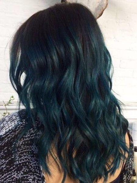 Haarfarbe Für Dunkle Haare