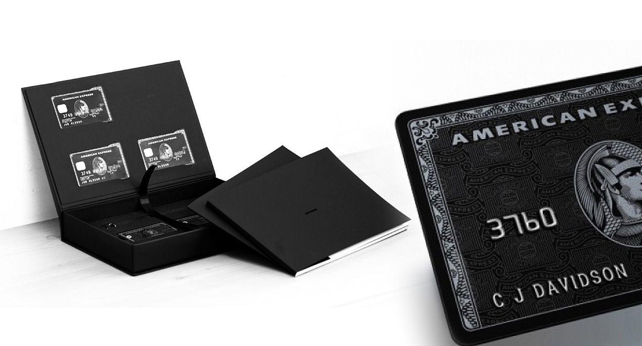 Carte American Express Pro.Realisee En Titane La Carte Centurion D American Express