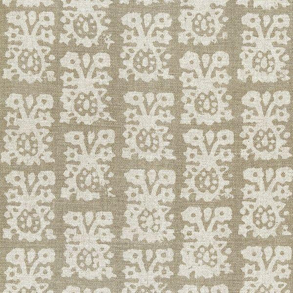 Schumacher Jakarta Linen Print Fabric Pinterest Schumacher