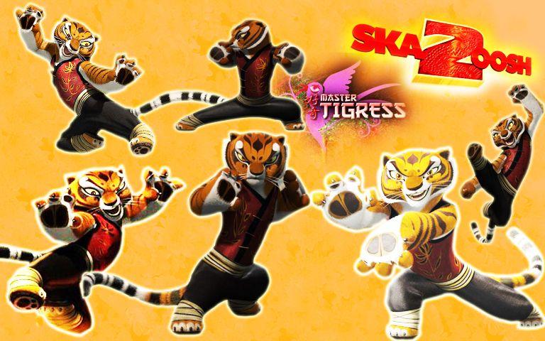 Master tigress by shadowstrike123 on DeviantArt
