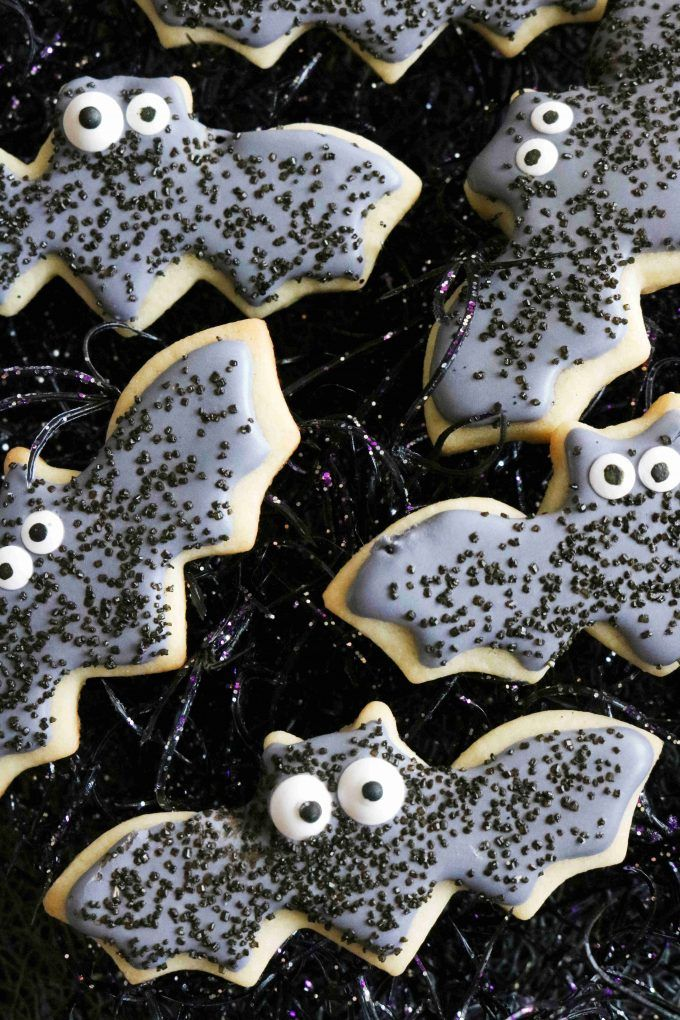 Halloween Sugar Cookies Recipe + Tips for Easy Dec