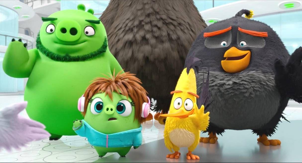 Angry Birds 2 00 37 30 By Https Www Deviantart Com Giuseppedirosso On Deviantart Angry Birds Angry Birds 2 Movie Birds 2