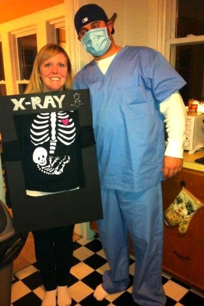 DIY Pregnant Halloween Costumes - C.R.A.F.T.  sc 1 st  Pinterest & 31 DIY Pregnant Halloween Costumes | Halloween/Fall | Pinterest ...