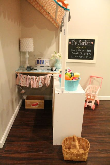 The Market: Grocery Store for Kids - welcometothemousehouse.com