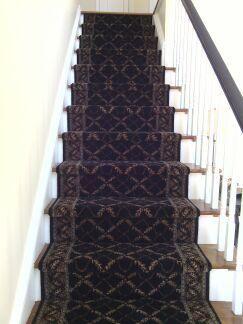 Best Stanton Stair Runner Style Style Anastasia Color Midnight 400 x 300