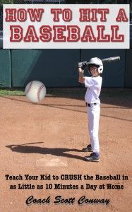 How To Hit A Baseball Ebook Free Until May 27 Can Be Read On Device Or Computer Baseball Kids Kids Baseball