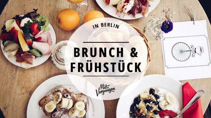 Die Lieblingsbeschäftigung der Berliner am Wochenende ist Frühstücken und Brunchen gehen. Deshalb stellen wir euch 21 tolle Frühstück-Cafés in Berlin vor. #frühstückundbrunch