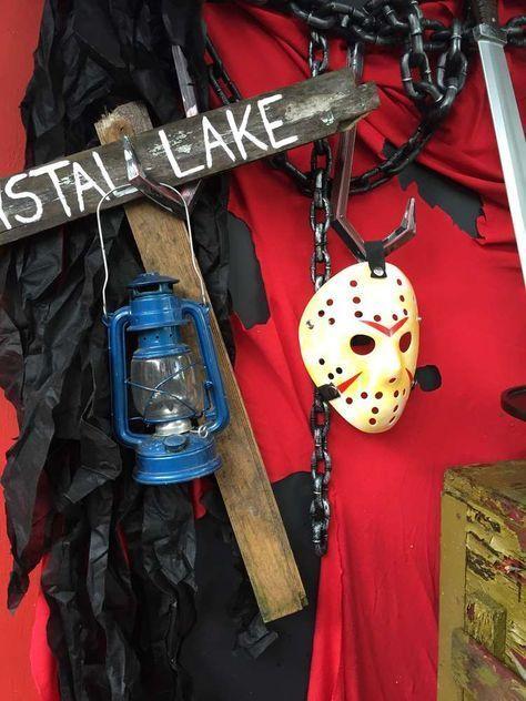 Nightmare on Elm Street, Horror, Scream, Friday the 13th Halloween Party Ideas | Photo 1 of 28 #halloweentheme