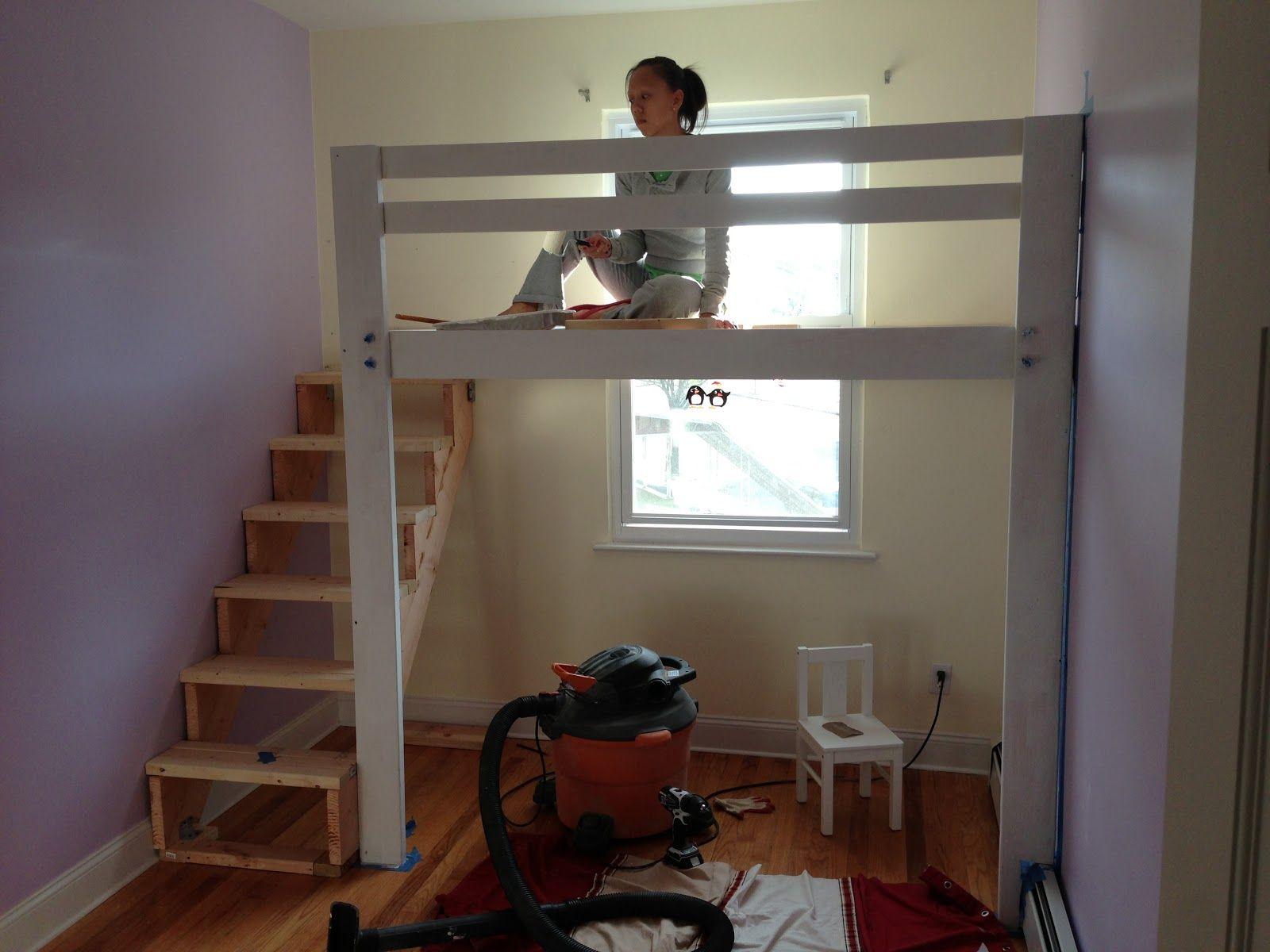Loft bed ideas for kids  IMGJPG   mas tarde  Pinterest  Bunk bed Lofts
