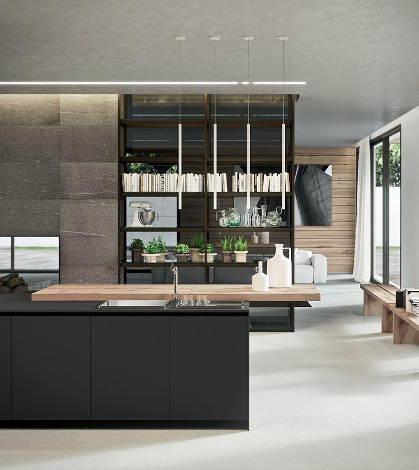 Kitchen AK_04 by Arrital is Geo Style Perfection | Küche, Der traum ...