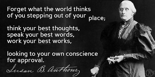 susan b anthony quotes Google Search Susan b anthony