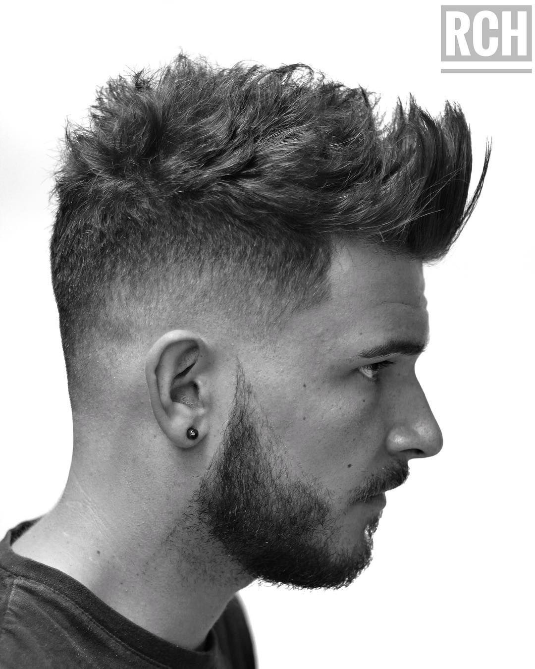 Hairstyles with quiff - 100 New Men S Hairstyles For 2017