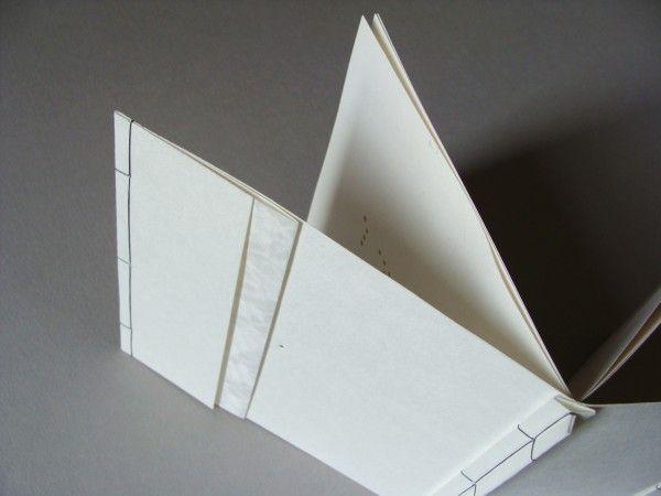 julie auzillon, livre unique, livre unique reliure, livre artiste reliure