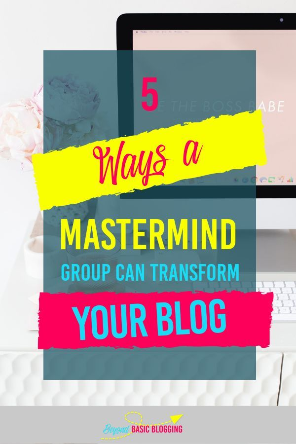 When you think of mastermind groups for blogging, what comes to mind? When most people think of mastermind groups, they usually assume those groups are for bigger bloggers, people already making hundreds if not thousands of dollars a month.