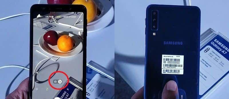 Samsung Galaxy A7 2018 Hidden Features Tips And Tricks Secret Tricks Samsung Galaxy Samsung The Secret