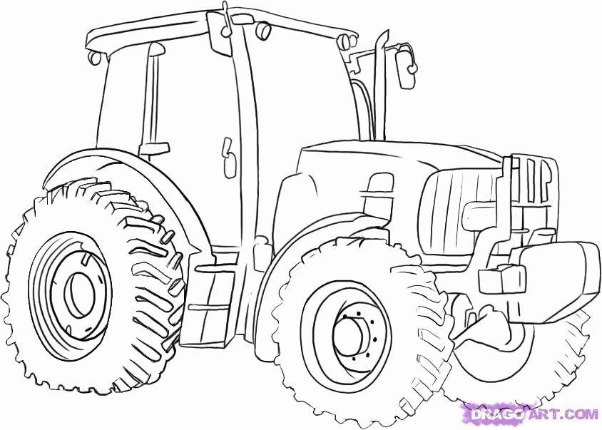 Traktor Ve Tarim Araclari Panosundaki Pin