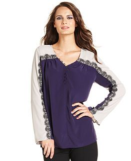 f8613430aec88 Plus Size Tops - Womens Plus Size Blouses   Shirts - Macy s