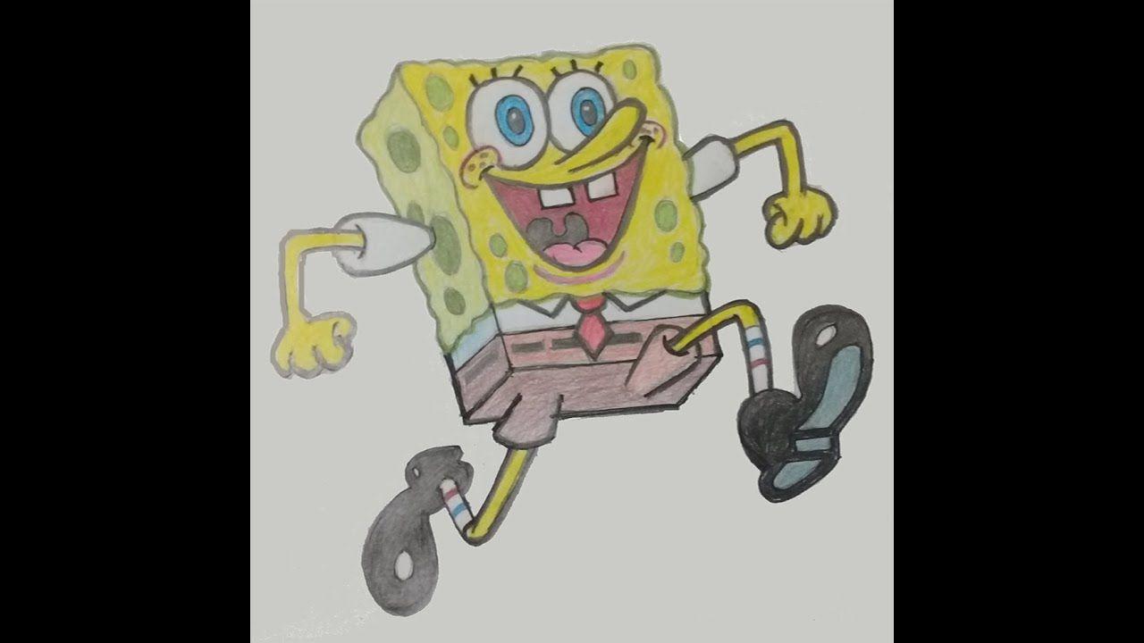 Learn To Draw Sponge Bob Drawings Learn To Draw Spongebob