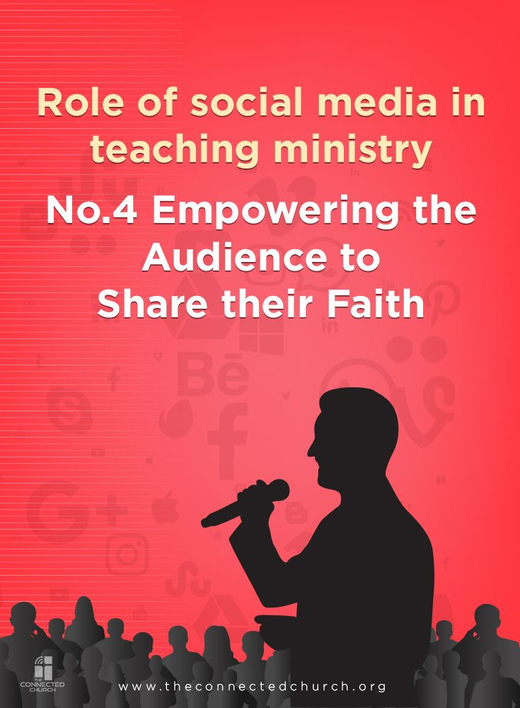 The Role of Social Media in your Teaching Ministry (With ...