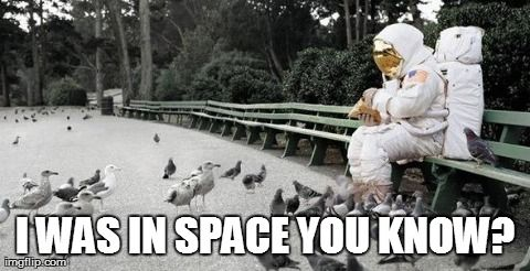 astronaut in space meme - photo #9