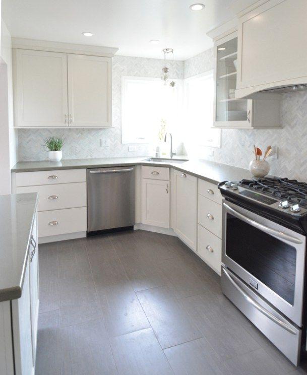 white kitchen remodel Kitchens Pinterest Kitchens, Kitchen