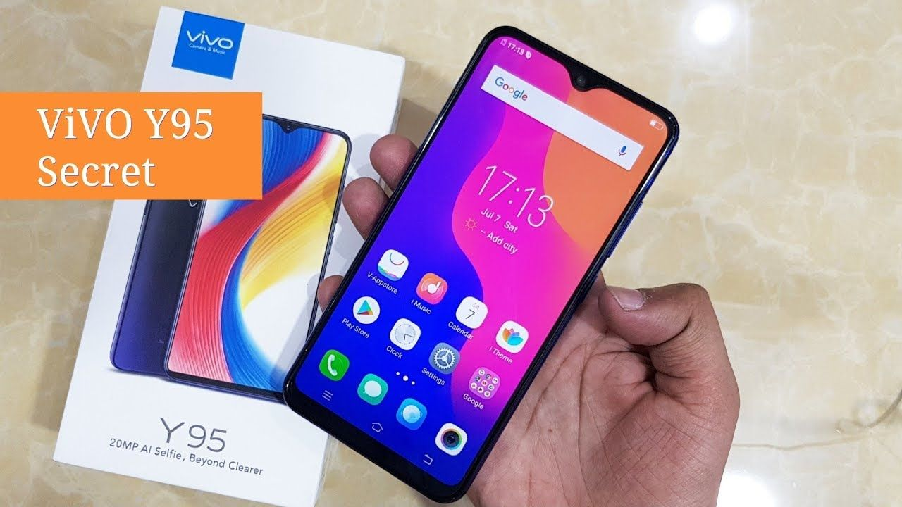 Vivo Y95 SECRET | Vivo Y95 Tips Tricks & best Features | The