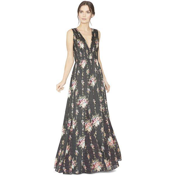 Alice + Olivia Ava Maxi Dress (2,210 ILS) ❤ liked on Polyvore ...