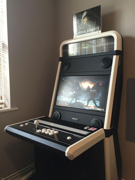 Vewlix Slim Arcade Cabinet Machine Arcade Cabinets Diy
