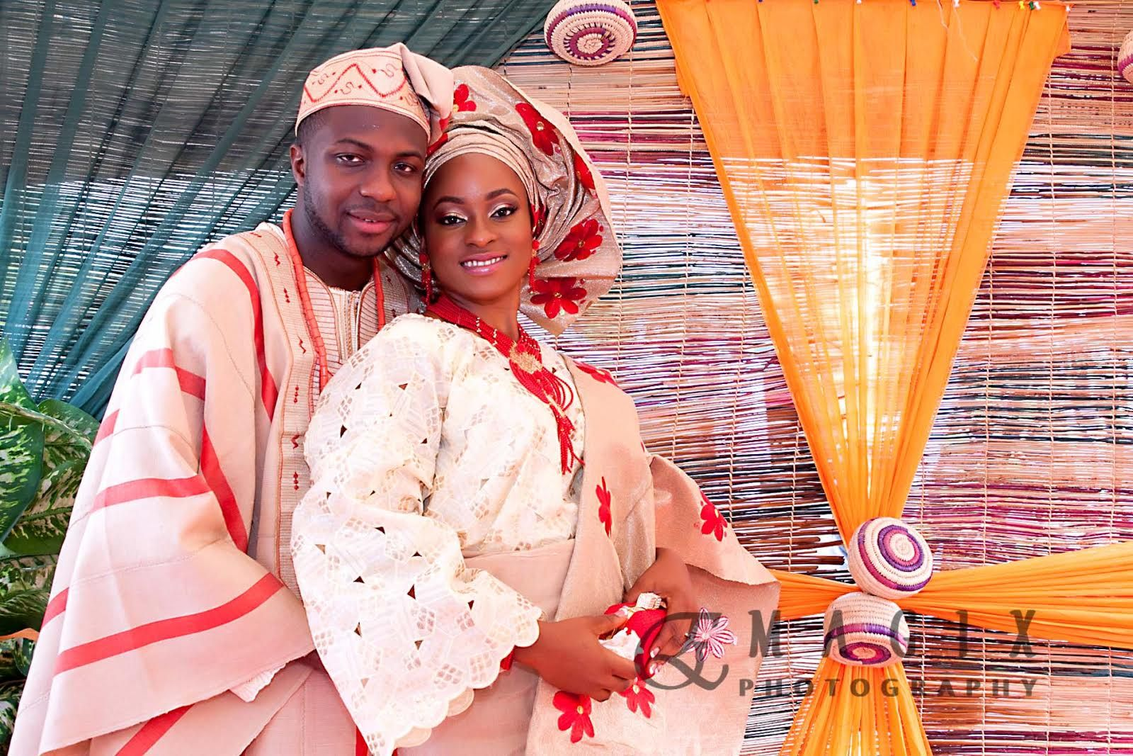 Yoruba Wedding Gowns